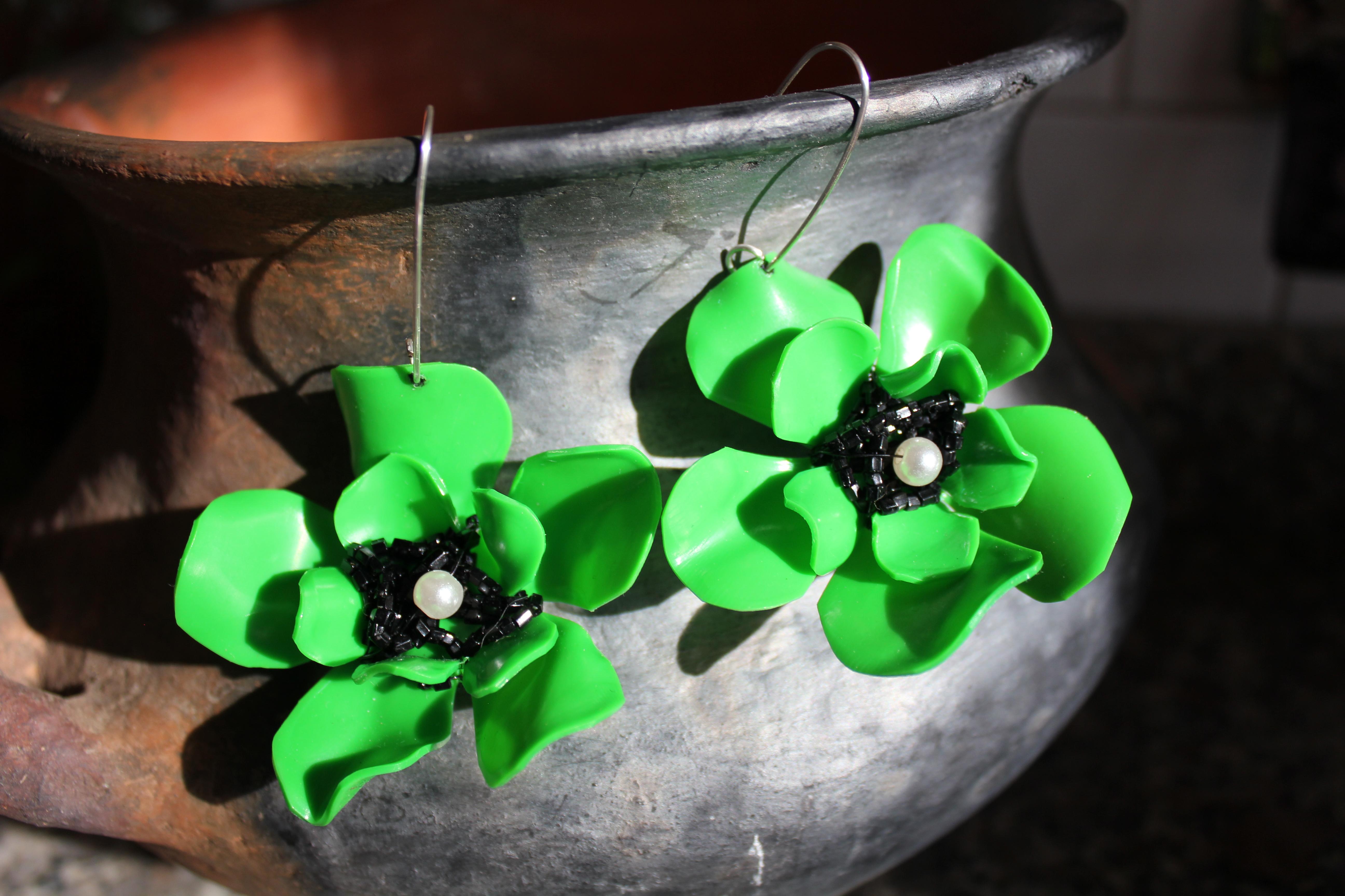 fiori verdi 1
