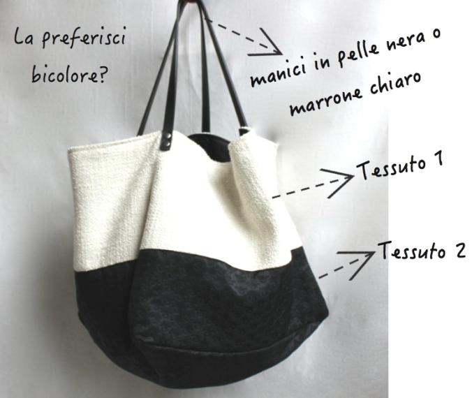 Disegna la tua borsa 5
